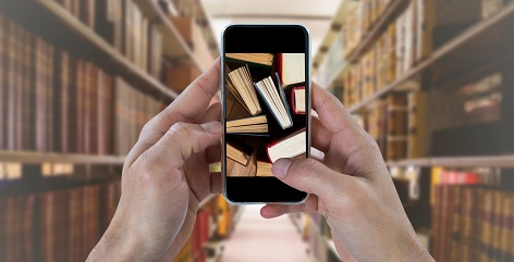Library Section Image