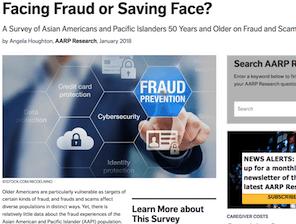 AARP Facing Fraud or Saving Face?
