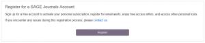 Register on Sage for free alerts.