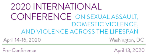 2020 International Conference on Sexual Assault, Domestic Violence, and Violence Across the Lifespan