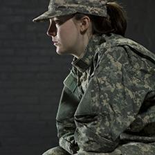 shutterstock_133609643_female soldier copy